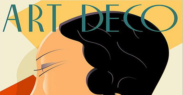 art deco - cover